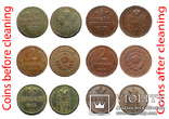 Шабер для механической расчистки монет 0,8-1,8мм (4 шт.), фото №6
