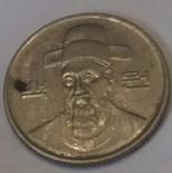 Південна Корея 100 вон, 1996