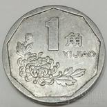 Китай 1 джао, 1997