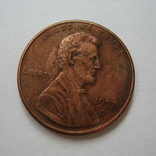 США 1 цент 1997 года.D, фото №2