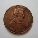 США 1 цент 1997 года.D, фото №3