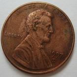 США 1 цент 1997 года.D, фото №4
