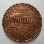 США 1 цент 1997 года.D, фото №5