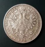 1 флорин 1883 р., фото №2