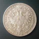1 флорин 1883 р., фото №3