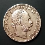 1 флорин 1883 р., фото №6