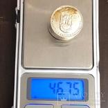 Лот церковних жетонів Срібло 925 проба. 46,75 грам., фото №4
