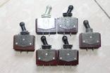 ТВ1-1 (переключатель перекидной - 6 шт.), Лот №200172, фото №3