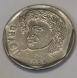 Бразилія 25 сентаво, 1995