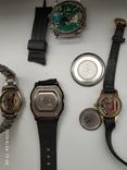 Кварцевые часы лот, фото №6