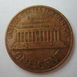 США 1 цент 1974 года., фото №4