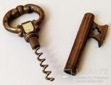 Штопор Ключ Днепропетровск 200 лет 1776-1976 Corkscrew Key Bottle Opener, фото №7
