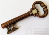 Штопор Ключ Днепропетровск 200 лет 1776-1976 Corkscrew Key Bottle Opener, фото №10