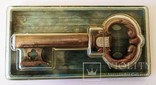 Штопор Ключ Днепропетровск 200 лет 1776-1976 Corkscrew Key Bottle Opener, фото №12