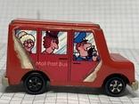 ERTL Woodland Animations Postman Pat Diecast Metal Vehicles Vans, фото №4