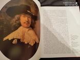 Большой богато иллюстрированный альбом Рембрандт, фото №11