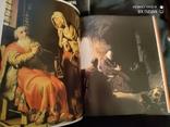 Большой богато иллюстрированный альбом Рембрандт, фото №13