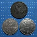 10 грошей. Австрия. 1948, 1961. 1993., фото №4