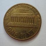 США 1 цент 1975 года., фото №4