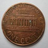 США 1 цент 1997 года., фото №9
