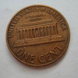 США 1 цент 1969 года., фото №4