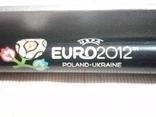 """Ручка с логотипом """"EURO 2012"""", фото №3"""