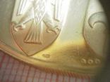 Золотая настольная медаль (Италия), фото №5