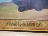 """Икона храмовая """"Серафим Саровский"""".Начало XX века. Размер 107*71., фото №12"""