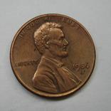 США 1 цент 1986 года.D, фото №3