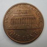 США 1 цент 1986 года.D, фото №6