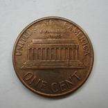 США 1 цент 1986 года.D, фото №7