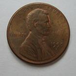 США 1 цент 1990 года.D, фото №3