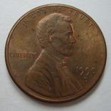 США 1 цент 1990 года.D, фото №4