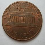 США 1 цент 1990 года.D, фото №7