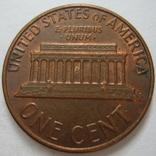 США 1 цент 1975 года.D, фото №4