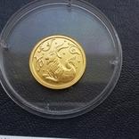 25 рублей 2005 год.Козерог., фото №6