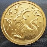 25 рублей 2005 год.Козерог., фото №8
