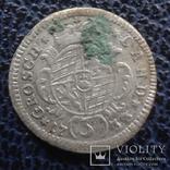 3  крейцера  1733  Бавария  серебро   ($11.1.28)~, фото №3
