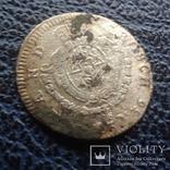 3  крейцера  1736  Бавария  серебро   ($11.1.6)~, фото №5