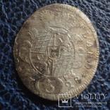 3  крейцера  1728  Бавария  серебро   ($11.1.20)~, фото №5