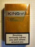 Сигареты KING GOLD фото 1