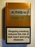 Сигареты KING GOLD фото 2