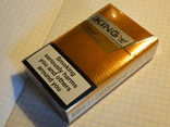 Сигареты KING GOLD фото 7