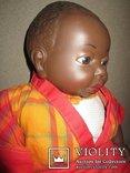 Кукла негр Джони 50см Испания, фото №7