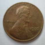 США 1 цент 1980 года., фото №2