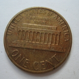 США 1 цент 1980 года., фото №5