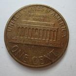 США 1 цент 1980 года., фото №6