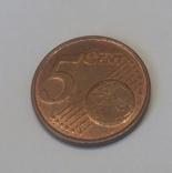 Нідерланди 5 євроцентів, 2000