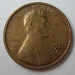США 1 цент 1971 года.S, фото №3
