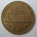 США 1 цент 1971 года.S, фото №6
